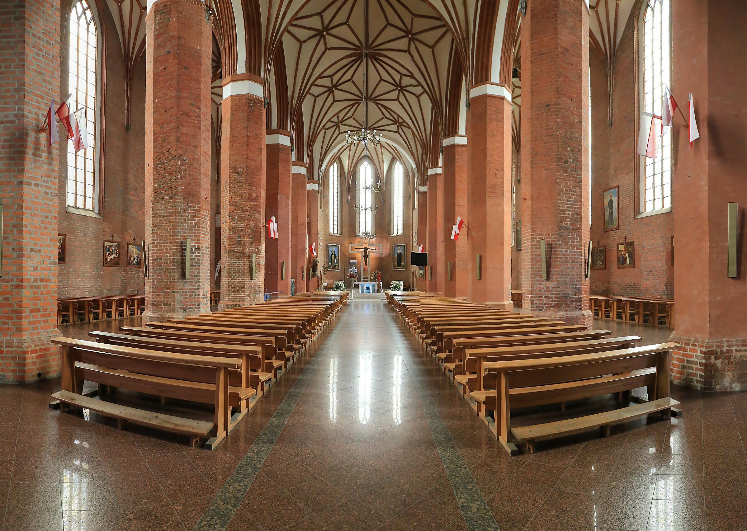 St. Catherine of Alexandria church, Braniewo